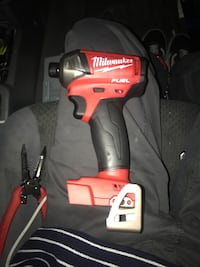 Milwaukee M18 Fuel 1/4th Impact Driver  Foster City, 94404