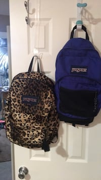 jansport backpack 15 each good condition  Harpers Ferry, 25425