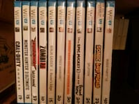 Wii U games for sale individually  Vaughan, L4L