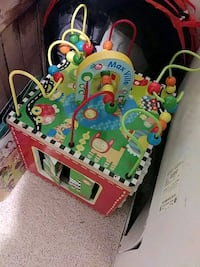 baby's multicolored activity gym Goldsboro, 17319