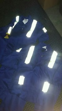Coveralls new 40 52 fire retardant stripes Edmonton, T6E 6V6
