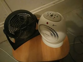 space heater and fan(deal)