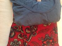 LuLaroe XL classic T and TC leggings