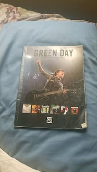 Green Day Guitar Tab Anthology Wellsville, 17365