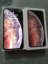 Gold Unlocked iPhone XS Max 64GB 2 Cases & Screen Protector