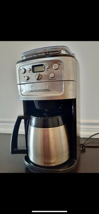 LIKE NEW AUTOMATIC BURR GRIND & BREW THERMAL 12 CUP COFFEE MAKER Toronto, M5B 1S8