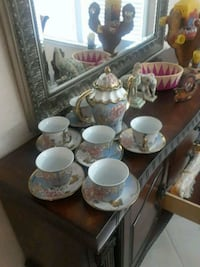 Tea set Houston, 77034