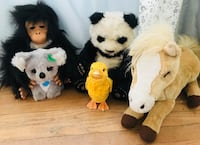 Furreal Friends (monkey/chimp, panda, duck, koala) Animagic Honey Horse Lot Bakersfield, 93304