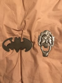 Batman and joker bottle openers/ metal Omaha, 68114