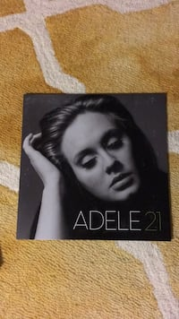 vinyl record-adele 21 Laurel