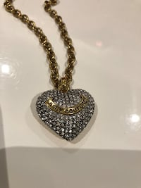 Juicy Couture Necklace  White Rock, V4B 3S6