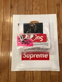 Supreme Marvin Gaye T-Shirt Medium FW 18 Supreme Week 17 46 km