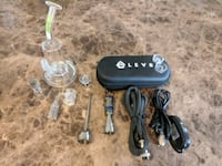 Dab Rig with Electric nail Fort Collins, 80521