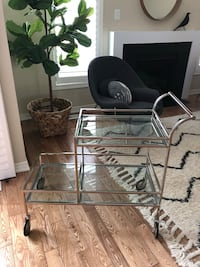 Bar/tea cart from Restoration Hardware Whitby, L1M 2N8