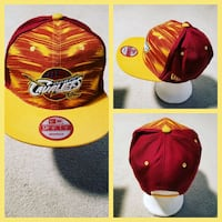 AUTHENTIC NBA BASKETBALL SNAPBACK HAT.  25 mi