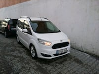 Ford - Courier - 2016 Toprakkale