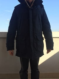 Giaccone giacca Blauer invernale cappotto