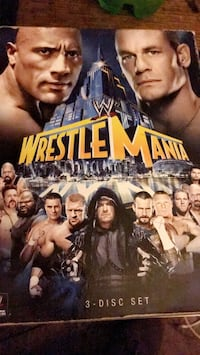 WWE WrestleMania 29-32 Essex, 21221