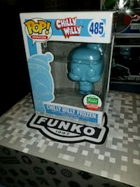 Chilly willy exclusive funko pop (FIRM PRICE) Toronto, M1L 2T3