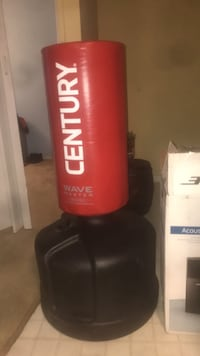 Century® Original Wavemaster™ Free Standing Heavy Bag - Red Vienna, 22180