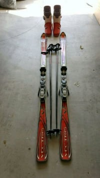 !!! VOLKI SKIS / SX91 SHOES / SCOTT CLASSIC POLES  Las Vegas, 89121