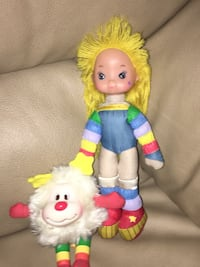 Original Rainbow Bright and Starbright delivery not available Sherwood Park, T8A 3Y3