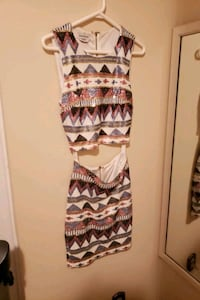 Bebe sequins dress. Size small.  Mississauga, L5B