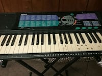 Yamaha multi function piano with stand Max, 58759