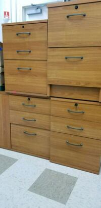 WOODEN CABINETS WITH LOCK Oceanside, 92054