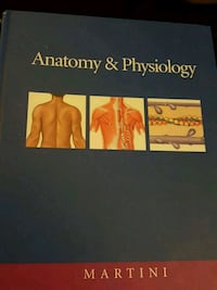 Anatomy & Physiology  book Laurel, 20707