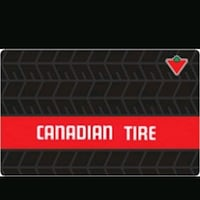 $117 Canadian Tire gift card - $105