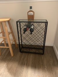 Wine rack (30in tall)