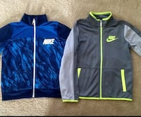 Boys size 7 Nike Zip up Sweaters! Like new! Both for $15!  Regina, S4X