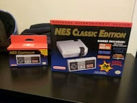 NES CLASSIC NEW IN BOX W XTRA CONTROLLER Las Vegas, 89129