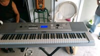 gray and white electronic keyboard Chicago, 60639