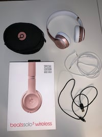 Beats Solo 3 Wireless Rose Gold Federal Way, 98003