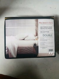 1200 Thread count Egyptian cotton Double sheet set