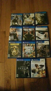 Ps4 games pm for specifix Lafayette, 80026