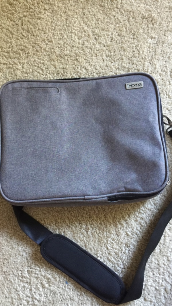 3f4a921c9556 Used gray iHome laptop bag for sale in Castro Valley - letgo