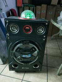 Extremely powerful and quality speaker.  Los Angeles, 90013