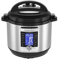 Instant Pot Ultra 8 Quart 10-in-1 Multi-Use Progra Yorkton