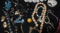 silver-colored beaded necklace Thorold