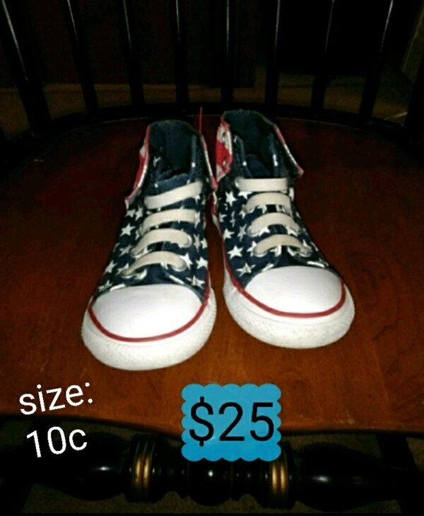 Used Converse Shoes for sale in Omaha - letgo c4f991343
