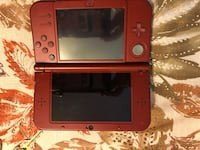 red Nintendo DS with case Hampton, 23661