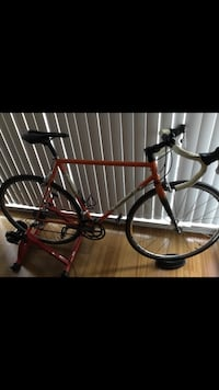 Lemond Sarthe Orange/White Road Bike Oakville, L6K 2A7