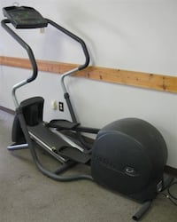 black and gray elliptical trainer Irvine
