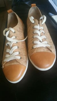 Unique cork sneakers- Size 8 / 39 Oakland, 94609