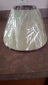 Green Fuzzy Lamp Shade for Nursery Las Cruces, 88012