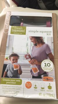 Infantino simple squeeze kit  Alexandria, 22315