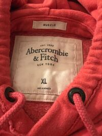 XL Abrecrombie and Fitch Hoodie Mount Juliet, 37122